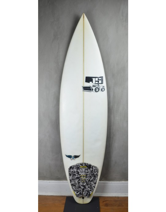 "Prancha de Surf JS Forget me not 5'11"" seminova"
