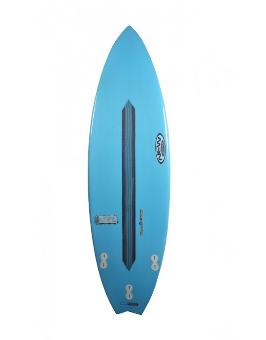 "Prancha de Surf Xboard New Advance 5'10"" EPS + Epoxi"