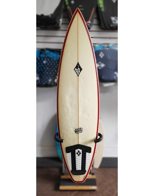 "Prancha Silver Surf 6'2"" seminova | Prancharia"