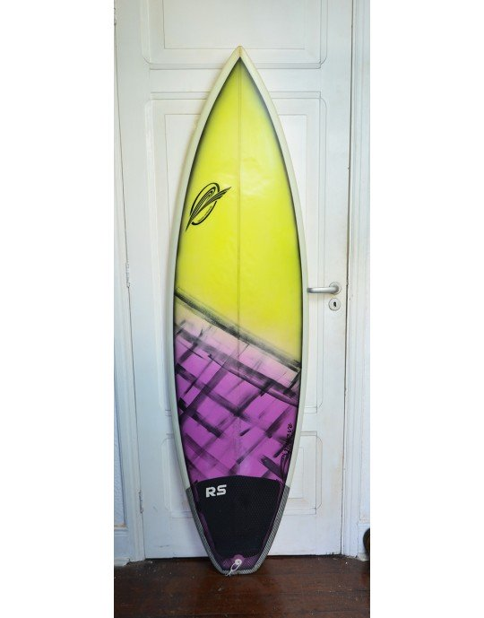 "Prancha de Surf Rip Wave 6'0"" Seminova"
