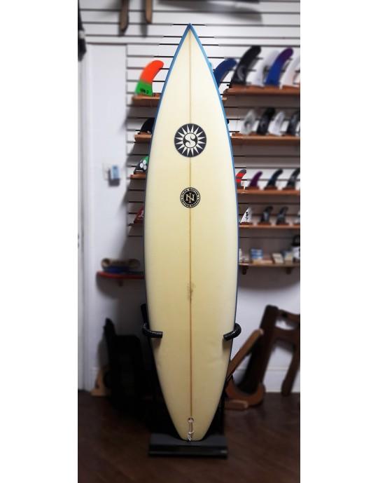 """Prancha de Surf Shine 6'9"""" Seminova"""