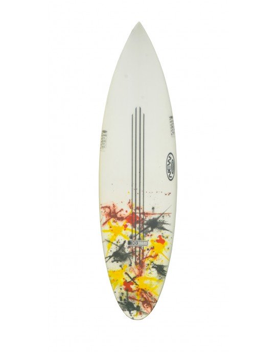 "Prancha de Surf Xboard New Advance 6'0"" EPS + Epoxi"