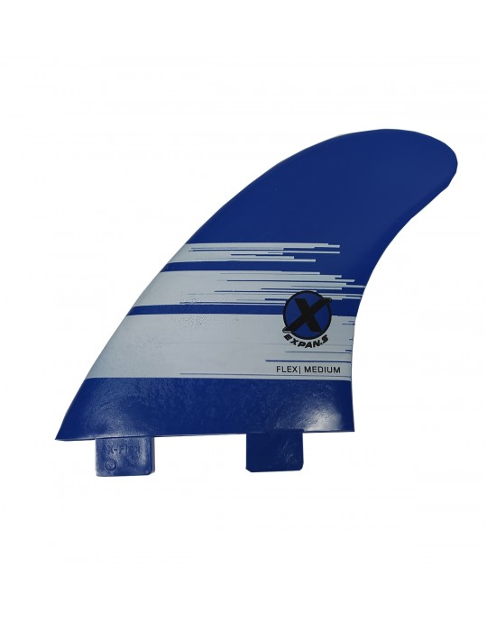 Quilhas Expans Flex Azul