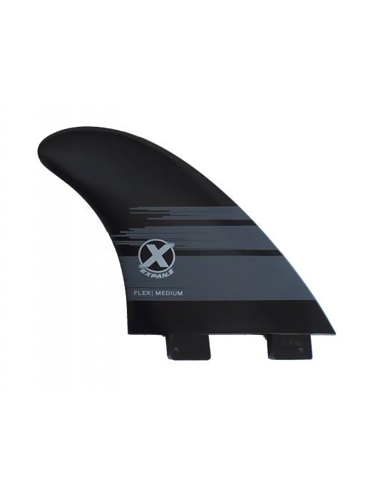 Quilhas Expans Flex Medium Preto