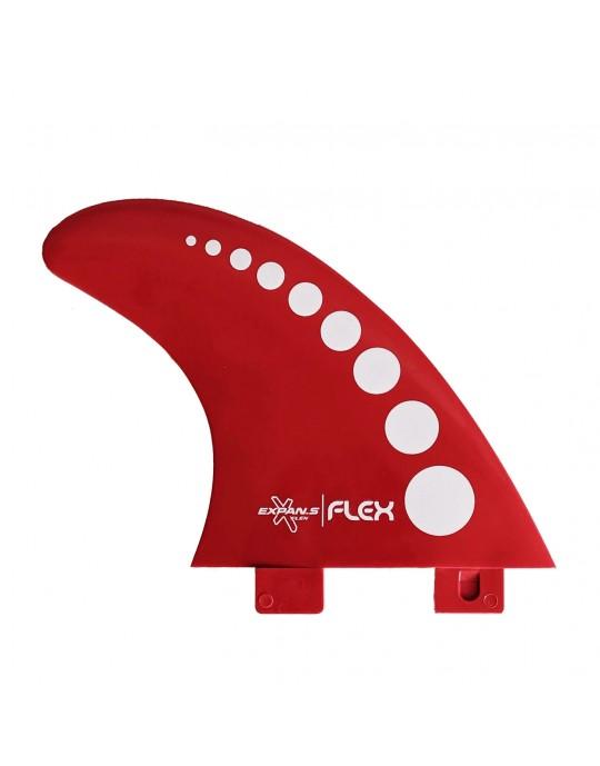 Quilhas Expans Flex Vermelha