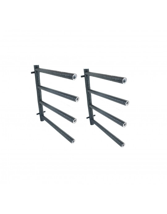 Rack Para 4 Prancha Stand Up Paddle - Horizontal | Prancharia
