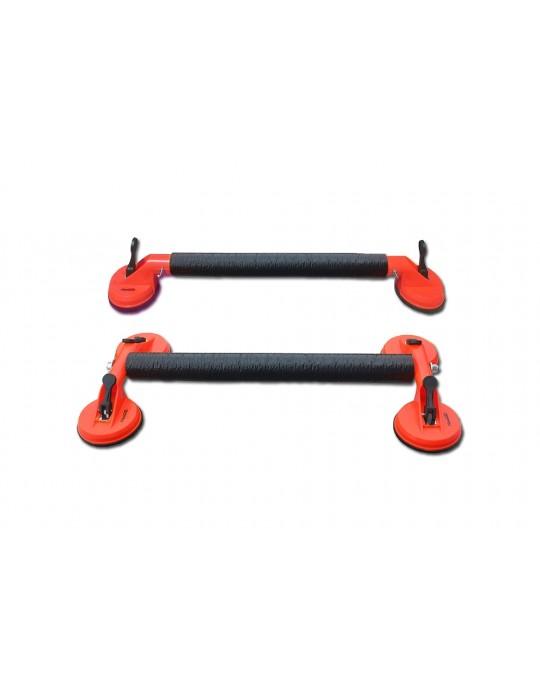 Rack Universal Veículo com 4 e 2 ventosas | Prancharia