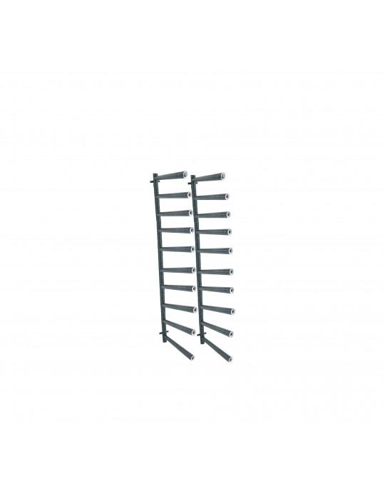Rack Para 10 Prancha Stand Up Paddle - Horizontal | Prancharia