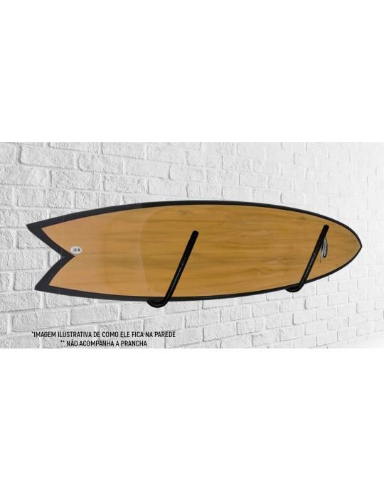 Rack Para 1 Prancha de Surf 45 Horizontal