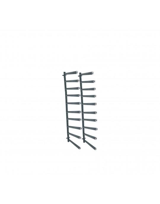 Rack Para 10 Prancha Stand Up Paddle - Horizontal | PranchariaRack Para 10 Prancha Stand Up Paddle - Horizontal | Prancharia