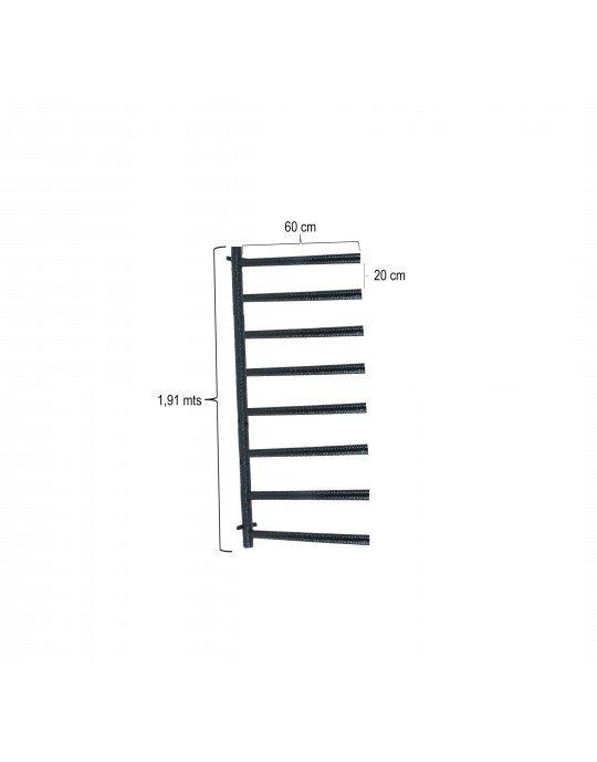 Rack Para 9 Prancha Stand Up Paddle - Horizontal | Prancharia
