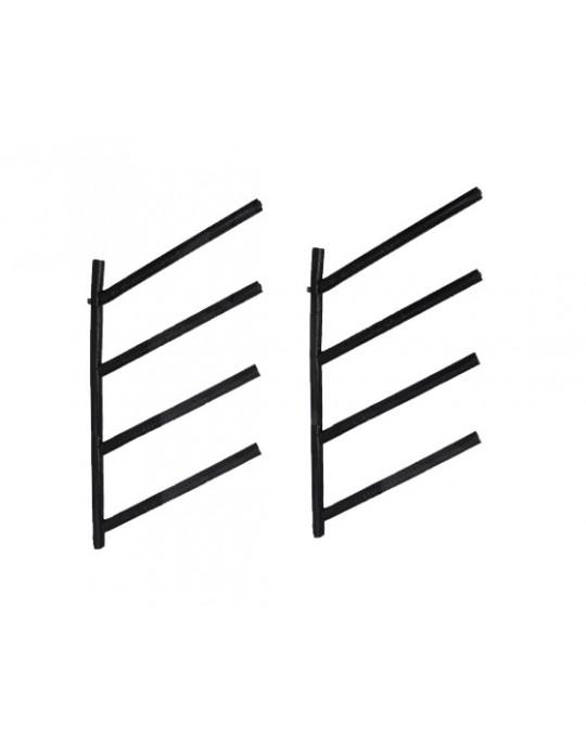 Rack Para 4 Pranchas de Surf 45º - Horizontal | Prancharia
