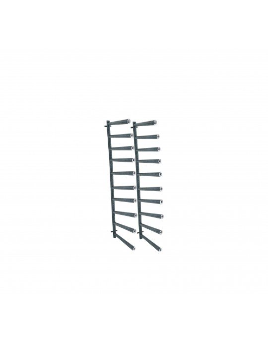 Rack Para 10 Prancha Stand Up Paddle - Horizontal   Prancharia
