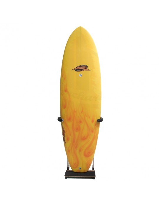 Rack Vertical tipo Expositor para 01 Prancha de Surf Stand up Paddle   Prancharia