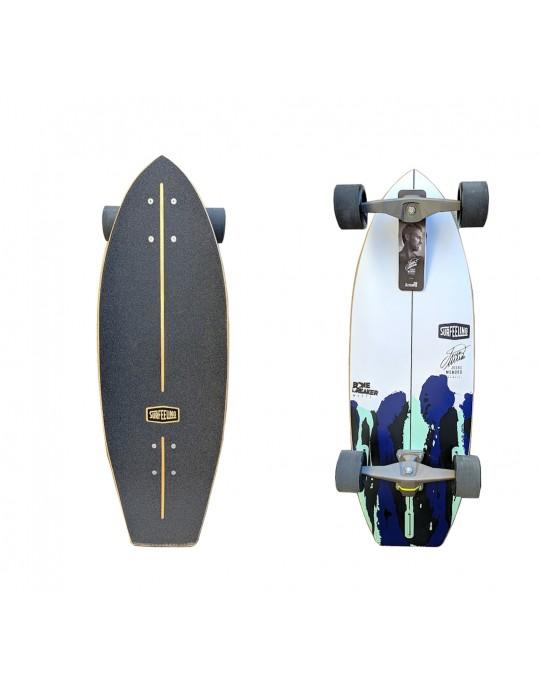 Skate Simulador de Surf Surfeeling Bone Breaker - Navy