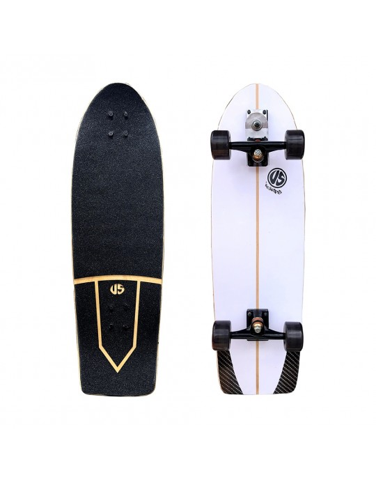 Skate Simulador de Surf Us Boards Square | Prancharia