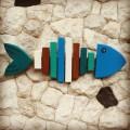 Decoração Woodfish  | Prancharia