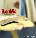 BoardAid Adesivo Reparo Instantâneo Pranchas Surf - Prancharia