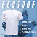 Camiseta Lycra EcoSurf Lord UPF 50+ Branca