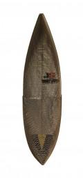 """Ecolmeia Ecopack Proteção para Prancha de Surf P - Até 5'11"""""""