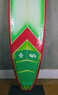 "Evolution Rip Wave 6'8"" Verde Seminovo"