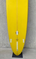 "Longboard 9'4"" Amarelo Arakawa Seminovo"