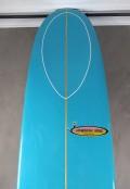 """Longboard Nose Rider 9'4"""" Azul Beto Loureiro Seminovo"""