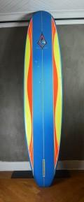 """Longboard Paulo Rabello 9'4"""" PU Azul Prancharia"""