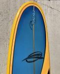 "Longboard Rip Wave 9'0"" Azul Seminovo"