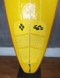 "Longboard Rip Wave 9'0"" Amarelo Seminovo"