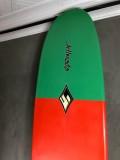 "Longboard Silver Surf 9'0"" Verde Seminovo"