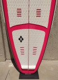 "Prancha de Stand Up Paddle 9'8"" Rip Wave Rosa Florido - Pronta Entrega"