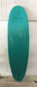 "Prancha de Stand Up Paddle - Art In Surf - 9'6"" - Verde - Seminova"