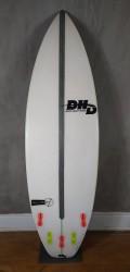 "Prancha de Surf 5'10"" DHD Skeleton Key Seminova"