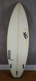 Prancha de Surf Achiles Cerullo 6'1 Seminova