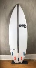 """Prancha de Surf DHD 5'8"""" Double Shot"""