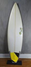 Prancha de Surf DHD 6'0 Duck Nuts Seminova
