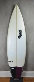 """Prancha de Surf DHD DX-1 6'0"""" Seminova"""