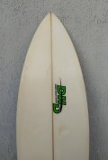 "Prancha de Surf DHD Sweet Blade 6'2"" Seminova"