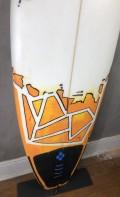"""Prancha de Surf Felipe Blanco 5'7"""" Seminova"""