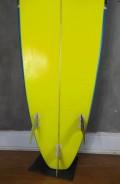 "Prancha de Surf Funboard Machete 7'0"" Seminova"