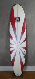 """Prancha de Surf Funboard Mantra 7'6"""" Seminovo"""