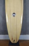 "Prancha de Surf Funboard New Advance 7'4"" Madeira EPS+Epoxy"
