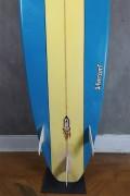 "Prancha de Surf Funboard Silver Surf 8'0"" Seminova"
