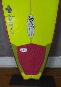 "Prancha de Surf John Carper 6'0"" SD3 Amarela Seminova"