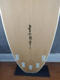 """Prancha de Surf Power Light Jonh Carper 5'9"""" Seminova"""