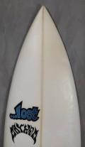 """Prancha de Surf Lost 5'9"""" Sub Driver Seminova"""