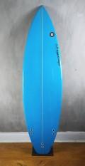 """Prancha de Surf 6'6"""" Biro Hawaii Seminova"""