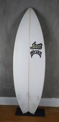 "Prancha de Surf Lost 5'8"" Sub Scorcher 2 Seminova"