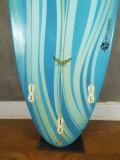 "Prancha de Surf MiniTunk Azul 6'5"" Almir Salazar Seminova"